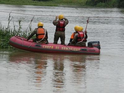 Foto do CRAI 21 Corpo de Bombeiros de Petrolina conclui hoje o Curso de Resgate em Áreas Inundadas