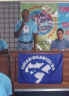 Sindivigilantes Sindicato dos vigilantes da Bahia promoverá em Juazeiro 1º Encontro de Valorização da categoria