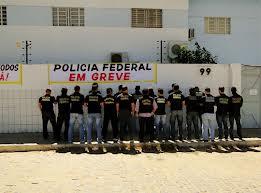 Polícia Federal greve