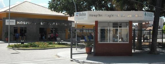 Hospital regional de Juazeiro