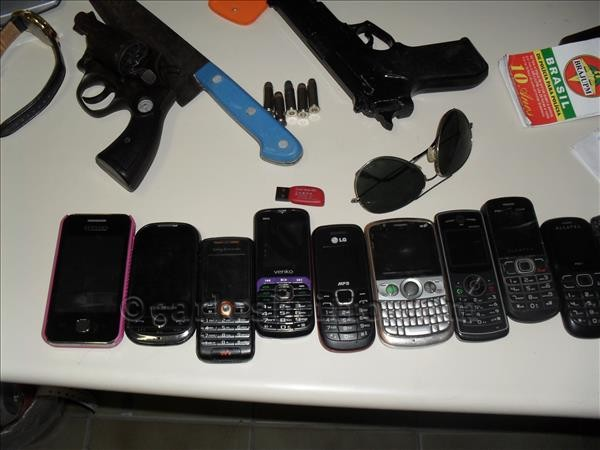 armas cabrob/Foto: Ascom DII 2