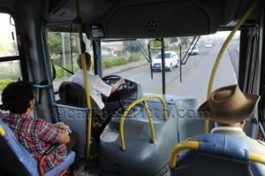 ônibus coletivo 300x199 Estudante critica retirada da linha Santa Luzia, via faculdade