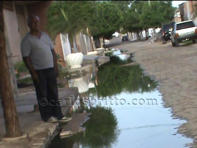 esgoto Loteamento Recife
