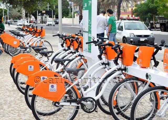 bicicletas/Foto: Ascom PMP