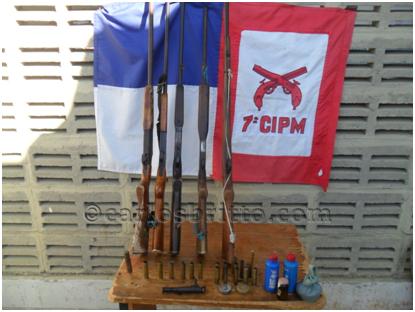 Armas Santa Maria