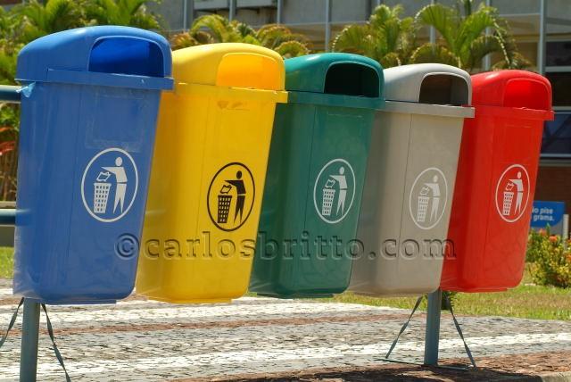 Coleta seletiva lixo