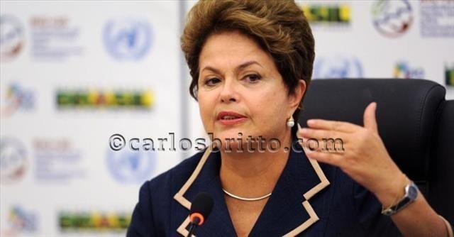 Dilma Dilma e as pressões no governo