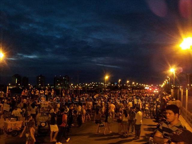 Protesto Ponte