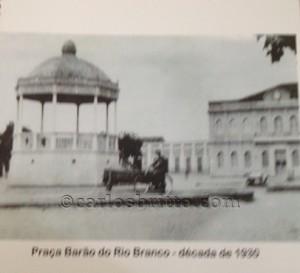 foto praça do rio branco