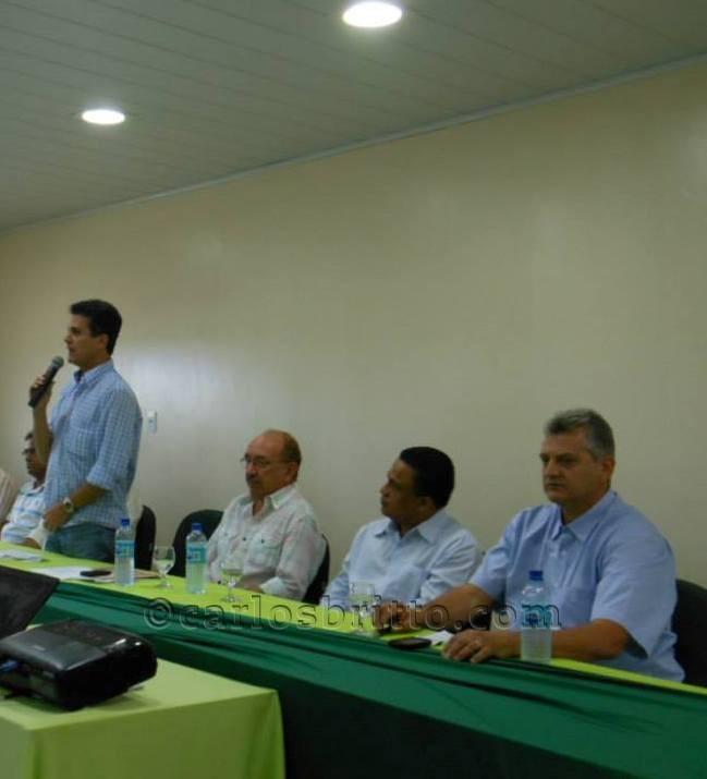 reunião fruticutores/Foto: Assessoria Cappellaro