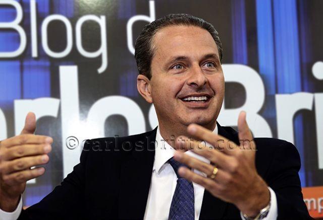Eduardo Campos Candidatura de Eduardo Campos deve ser lançada no dia 14 de abril