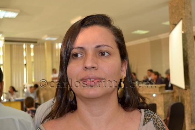 Josiclea Rodrigues Setranvasf