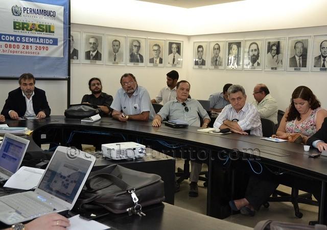 Reunião Comitê
