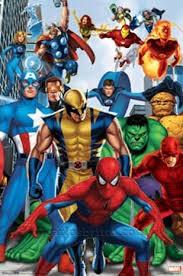 herois marvel