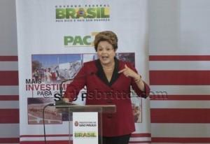 Dilma 300x206 Dilma: Acusação de ex diretor da Petrobras não lança suspeita sobre governo