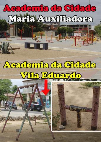 praça vila eduardo Líderes comunitários da Vila Eduardo soltam o verbo contra Prefeitura de Petrolina