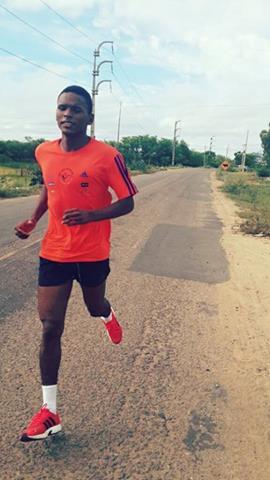 Atleta 2 Correndo atrás do sonho