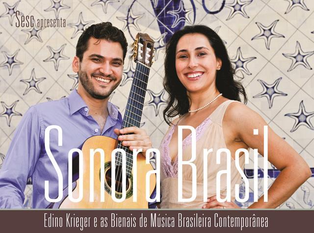 Sonora Brasil CARTAZ Sonora Brasil apresenta concerto de música erudita no Sesc Petrolina