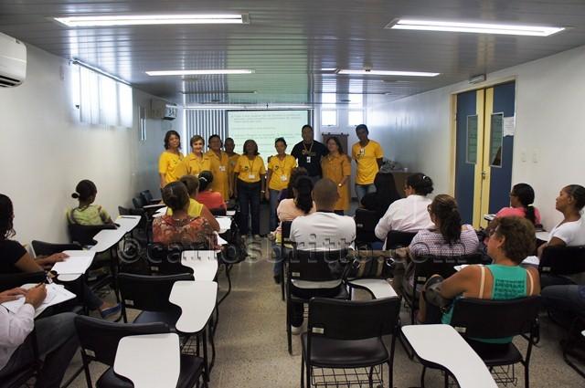 Voluntários HRJ