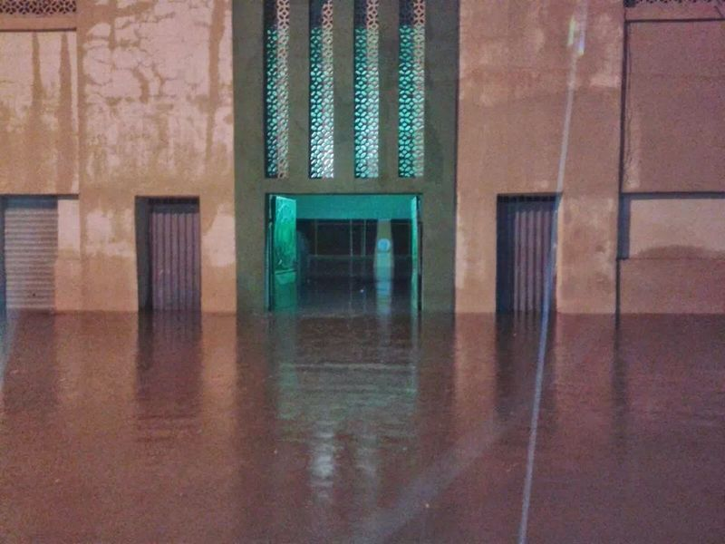chuvas juazeiro1 Chuvas deixam Juazeiro debaixo d'água