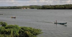 desassoreamento Codevasf 300x154 Codevasf em Juazeiro inicia desassoreamento de trecho do rio Salitre
