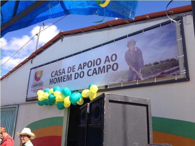 10460538 501238316644205 5077563563489183805 n Casa de Apoio ao Homem do Campo é inaugurada em Cabrobó