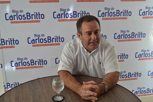 Zeca Cavalcante1 Zeca Cavalcante nega acordo com Odacy: Sei que a dobradinha oficial é com Adalberto