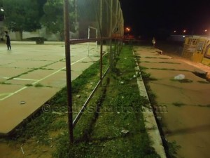 quadra vila marcela2 548x411 300x225 Comunitário da Vila Marcela cobra recuperação da quadra poliesportiva