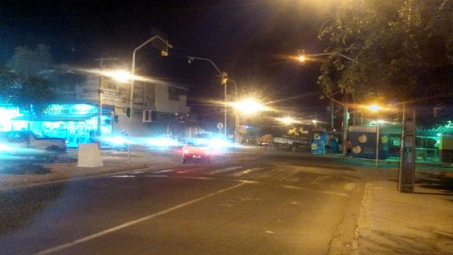 semáforo areia branca2 640x360 Semáforo da Avenida São Francisco funciona de forma invertida, criticam motoristas