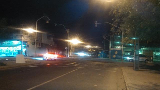 semáforo areia branca 640x360 Semáforo da Avenida São Francisco funciona de forma invertida, criticam motoristas