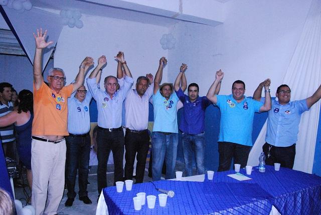 Final da inauguração Comitê Bruno Reis1