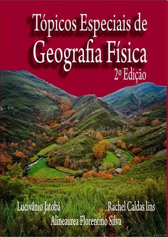 capa livro geografia fisica