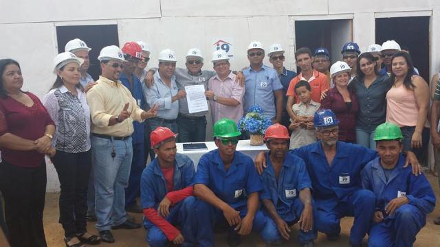 10616141 1593683150859332 7216308542516433224 n 1 Solenidade marca início das obras de UPA 24h em Trindade