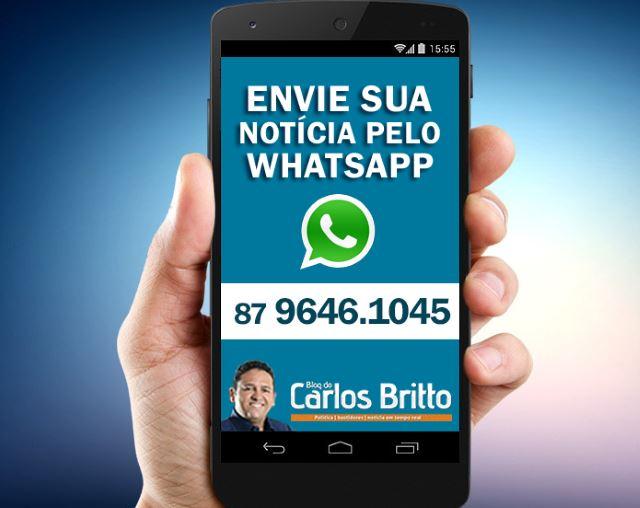 Blog Whatsapp Envie notícias e fotos pelo Whatsapp do Blog