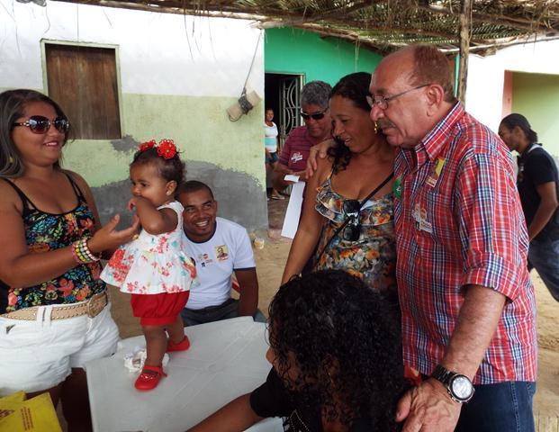 DSCF8288 Candidato a federal Pedro Alcântara faz reunião com militância em Salvador