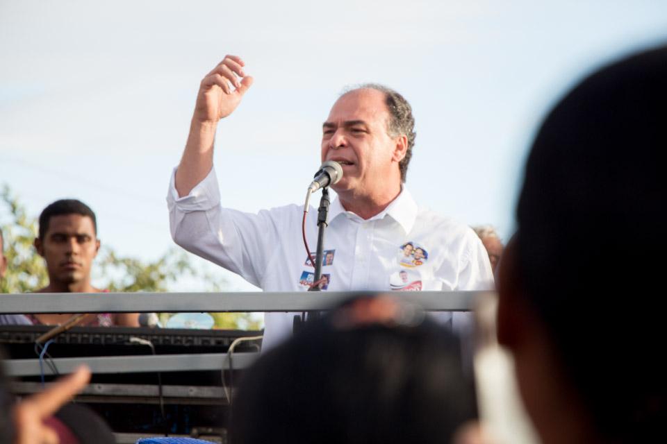 Fernando Bezerra Coelho Fernando Bezerra descarta que Marina vá acabar com o bolsa família