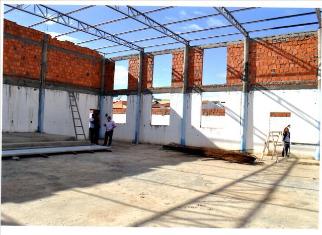 Tabernáculo sem telhado Pendenga judicial pode levar União a demolir templos religiosos em Petrolina