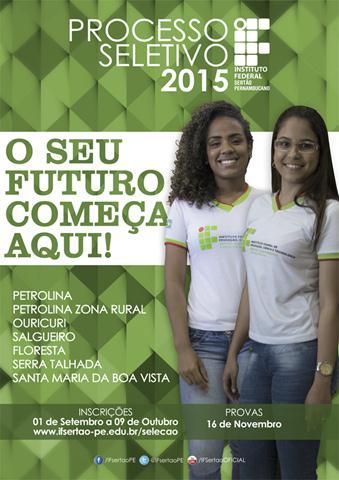 cartaz ps 2015