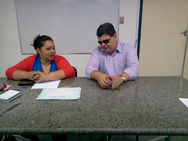 ferreira e rose 640x480 Secretário Nacional de Promoção dos Direitos da Pessoa com Deficiência faz avaliação de programa em Petrolina