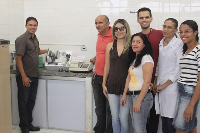 lagos Lagoa Grande: Novos equipamentos reforçarão setor de saúde no município