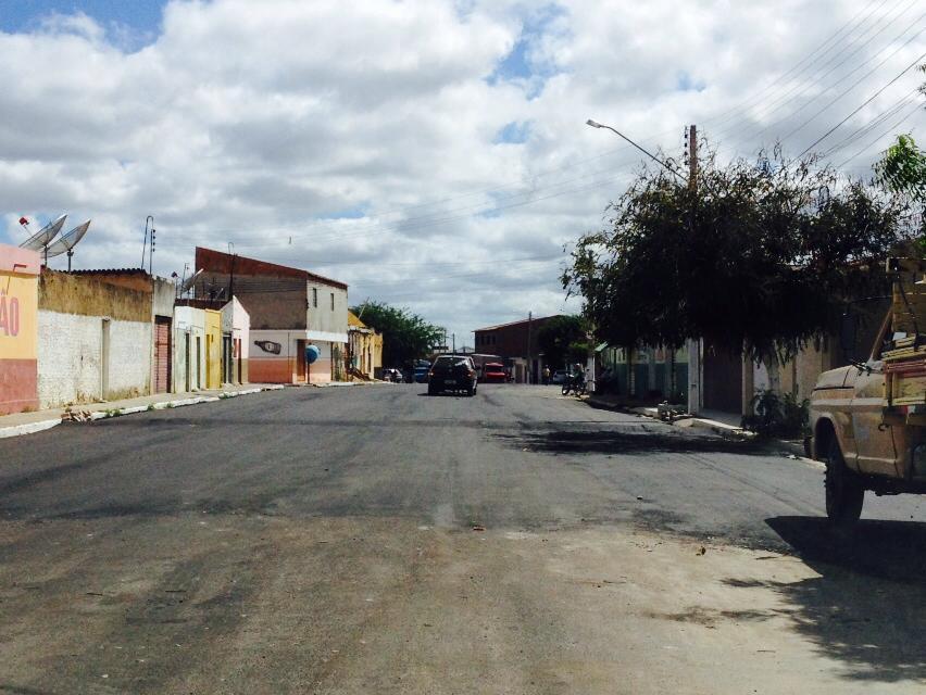 rua José Gomes de Andrade