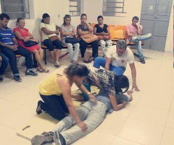 unnamed Profissionais de saúde de Cabrobó participam de capacitação em urgência e emergência