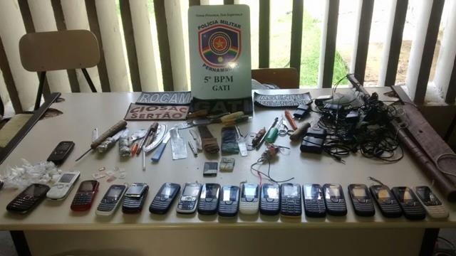 armas e celulares penitenciária_640x360