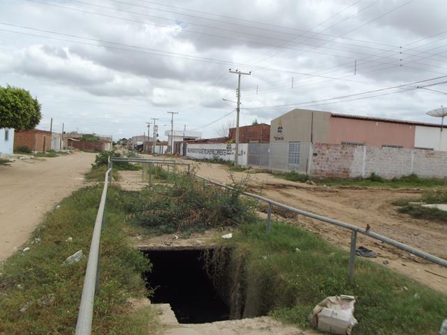canal descoberto