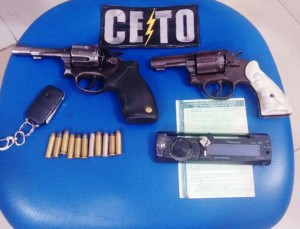 Armas Juazeiro CETO