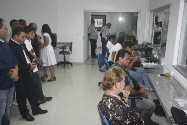 sala da imprensa