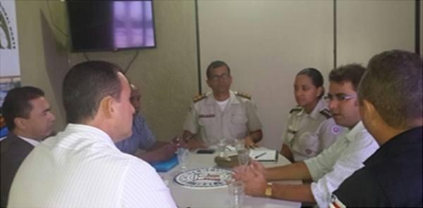 reunião polícias sobradinho