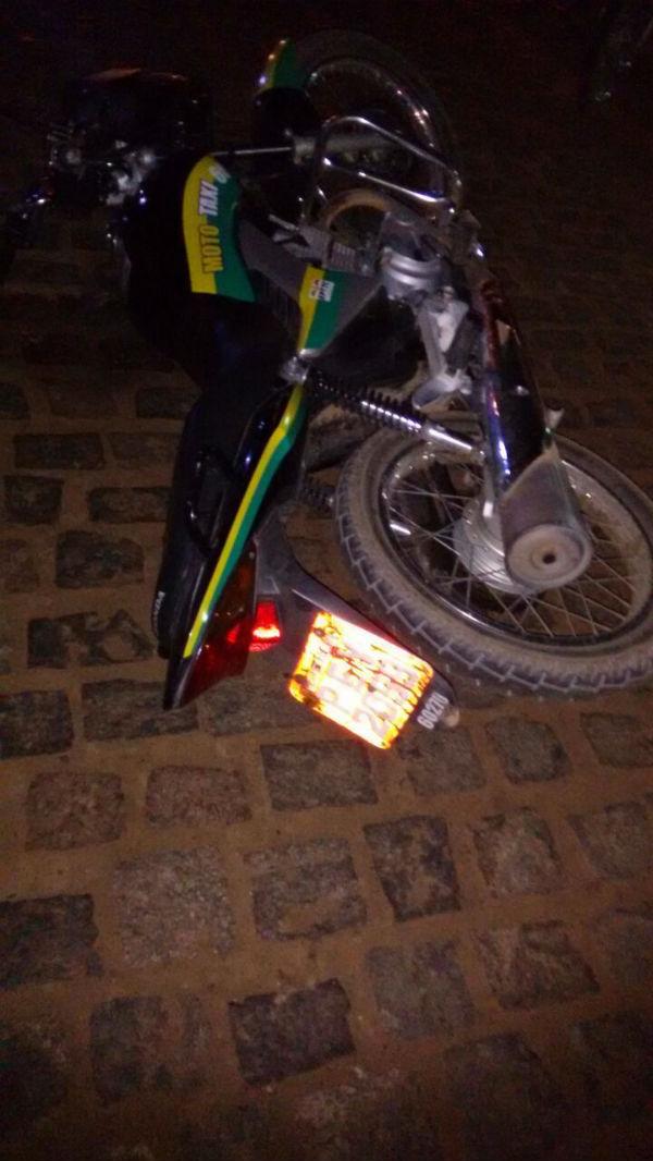 crime mototaxista