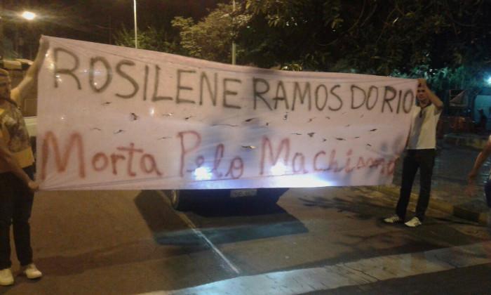 manifestação estudantes univasf