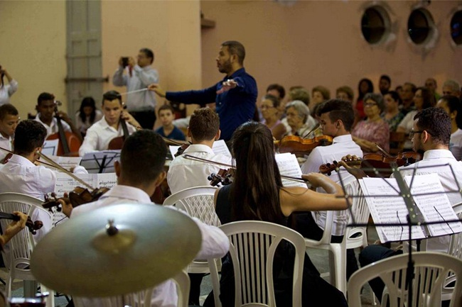 orquestra criança cidadã